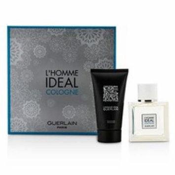 Guerlain L'homme Ideal Cologne Coffret: Eau De Toilette Spray 50ml/1.6oz + Shower Gel 75ml/2.5oz For Men