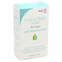 Hyaluronic Face & Body Soap with Acid by Hyalogic Bar