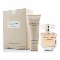 ELIE SAAB Le Parfum Coffret: Eau De Parfum Spray 90ml/3oz + Body Lotion 75ml/2.5oz For Women