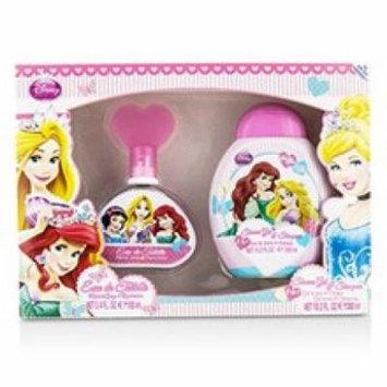 AIR VAL INTERNATIONAL Princess Coffret: Eau De Toilette Spray 100ml/3.4oz + Shower Gel & Shampoo 300ml/10.2oz For Women