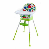 The Very Hungry Caterpillar Happy and Hungry 3 in 1 High Chair, Dots