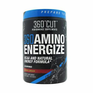 360Cut 360 Amino Energize, Cherry Limeade, 30 Servings