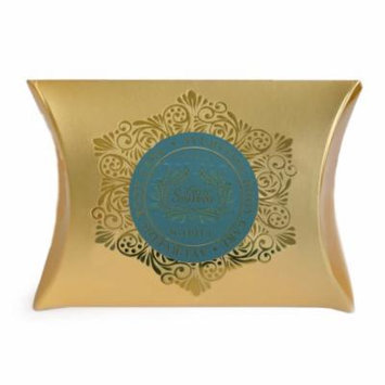 Set of 6 SpaVeda Many Blessings Sapphire Kapha Body Bar Soap 4.4 oz.