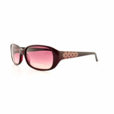 LIZ CLAIBORNE Sunglasses 542/S 0JZB Burgundy Pearl 53MM