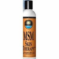 MSM Skin Therapy Source Naturals, Inc. 8 oz Liquid