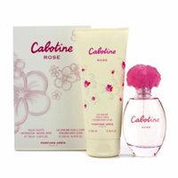 Gres Cabotine Rose Coffret: Eau De Toilette Spray 100ml/3.4oz + Perfumed Body Lotion 200ml/6.76oz For Women
