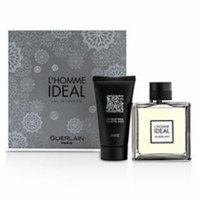 Guerlain L'homme Ideal Coffret: Eau De Toilette Spray 100ml/3.3oz + Shower Gel 75ml/2.5oz For Men