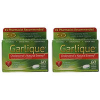 Garlique Dietary Supplement Caplets, 60 Count