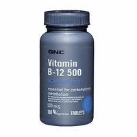 GNC Vitamin B-12 500
