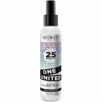 Redken 25 Benefits One United All-In-One Multi-Benefit Treatment, 5 fl oz