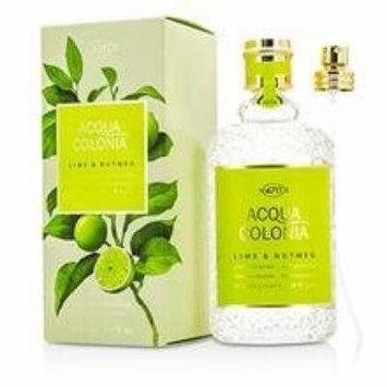 4711 Acqua Colonia Lime & Nutmeg Eau De Cologne Spray For Men