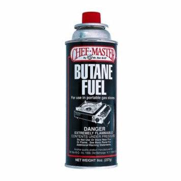 Butane Fuel Can 8 oz