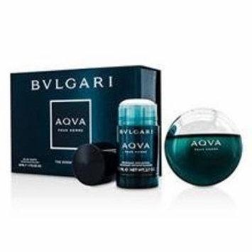 Bvlgari Aqva Pour Homme Coffret: Eau De Toilette Spray 50ml/1.7oz + Deodorant Stick 75ml/2.7oz For Men