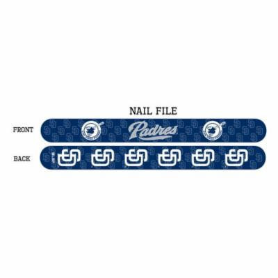 San Diego Padres Nail File