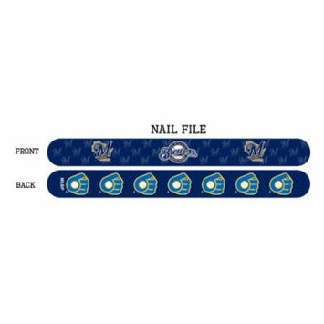 Milwaukee Brewers Nail File