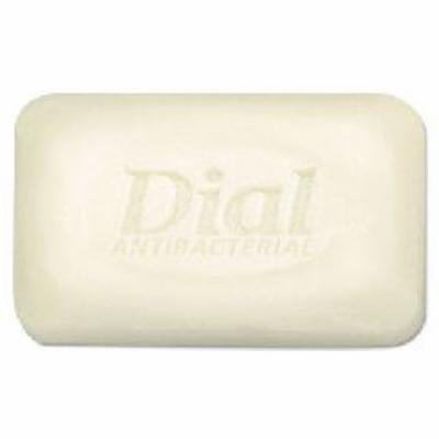 Dial® Deo Soap Unwrapped White