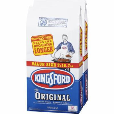 Kingsford Charcoal Briquets, 16.70 lbs, 2-Pack