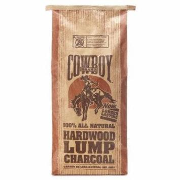 Cowboy Hardwood Lump Charcoal, 20 lbs