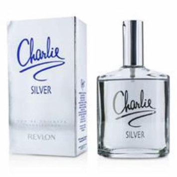Revlon Charlie Silver Eau De Toilette Spray For Women