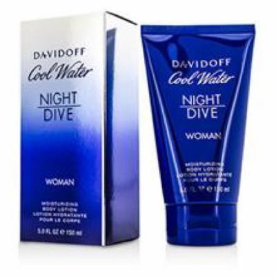 DAVIDOFF Cool Water Night Dive Moisturizing Body Lotion For Women