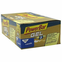 PowerBar Vanilla Gel, 24 count