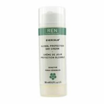 REN Evercalm Global Protection Day Cream (for Sensitive/ Delicate Skin)