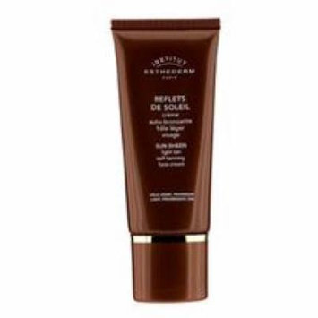 Esthederm Sun Sheen Self-Tanning Face Cream (light, Progressive Tan)