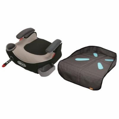 Graco Affix Backless Booster with Seat Mat, Pierce