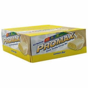 Promax Lemon Protein Bars, 12 count