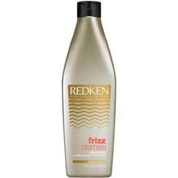 Redken Frizz Dismiss Sulfate-Free Shampoo For Humidity Protection & Smoothing