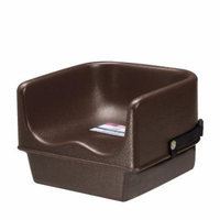 Single Booster Seat Brown