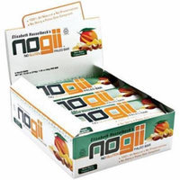 Nogii Nuts About Tropical Fruit Paleo Bars, 9 count