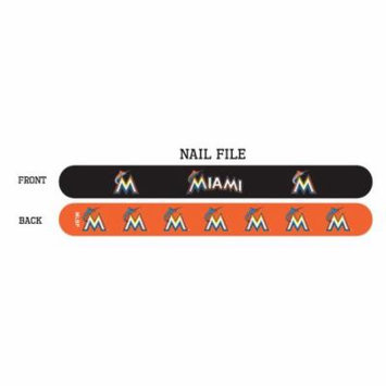Miami Marlins Nail File