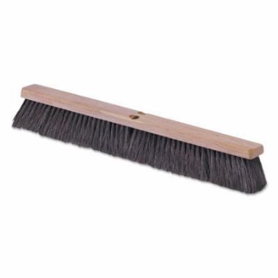 Flo-Pac Fine Floor Sweeps, Black, 24