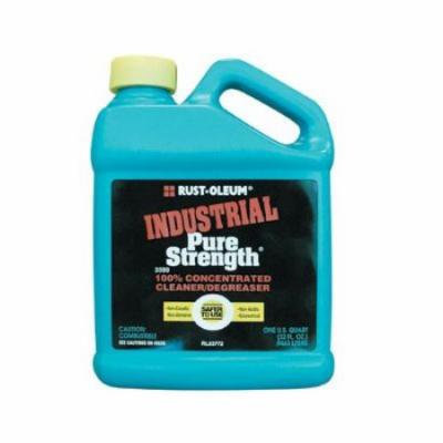 Industrial Pure Strength 100% Concentrated Cleaner/Degreasers, 1 Qt Ca