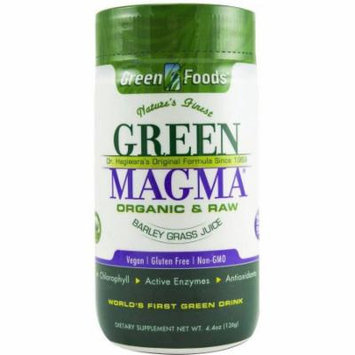 Green Foods Green Magma Barley Grass Juice Dietary Supplement, 250 count