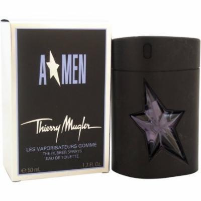 Thierry Mugler Angel Men/thierry Mugler Edt Spray Rubber Flask 1.7 Oz (m)