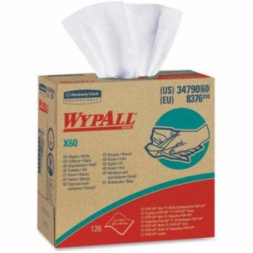Kimberly-Clark Wypall X60 Teri Reinforced Wipe - 9