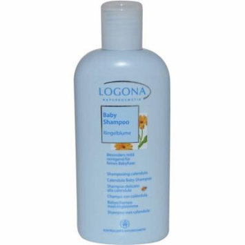Logona Natural Body Care Baby & Kids Products, Calendula Baby Shampoo, 6.8 oz