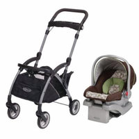 Graco SnugRide Click Connect 30 Infant Car Seat with Car Seat Carrier