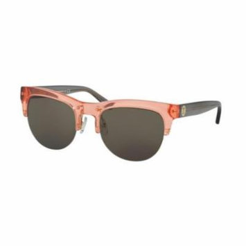 TORY BURCH Sunglasses TY9045 15423 Crystal Poppy/Charcoal 52MM