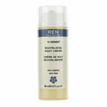 REN V-Cense Revitalising Night Cream (for Dry Skin)