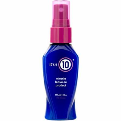 It's a 10 Miracle Leave-in Conditioner, 2 fl oz