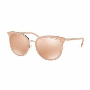 MICHAEL KORS Sunglasses MK1010 1103R1 Pink/Rose Gold 54MM