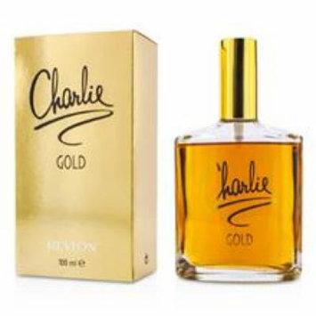 Revlon Charlie Gold Eau De Toilette Spray For Women