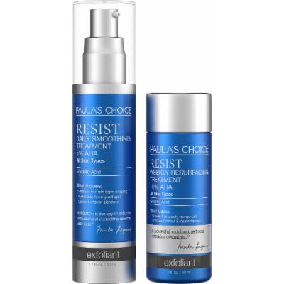 Paula's Choice RESIST Skin Resurfacing & Smoothing Set - Complete Kit