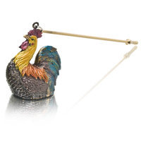 Welforth Wick Snuffer (Rooster)