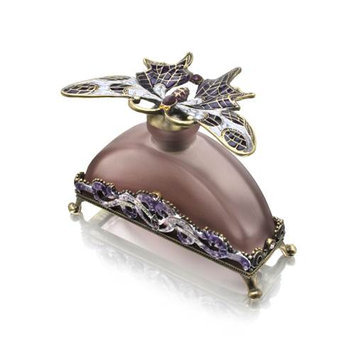 Welforth Perfume Bottle (Butterfly with Purple Bottle) PB-489
