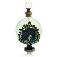Welforth Peacock Decorative Perfume Bottle Model No. PB-769