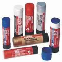 Quickstix 268 High Strength Threadlockers, 19 G, 3/4 In Thread, Red